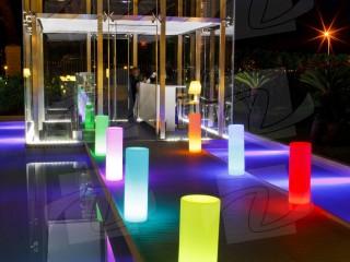 Eclairage jardin exterieur