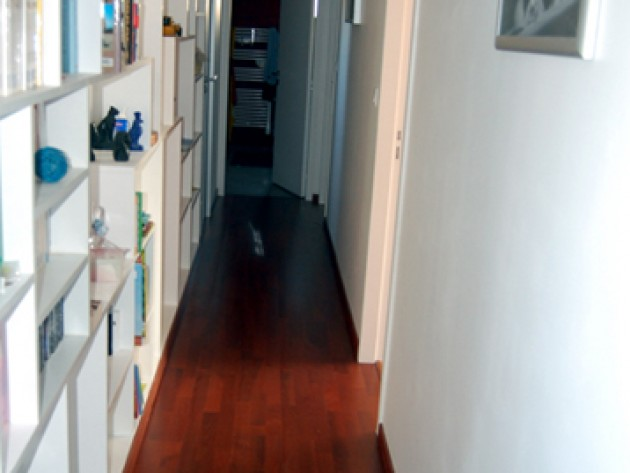 Entrée corridor