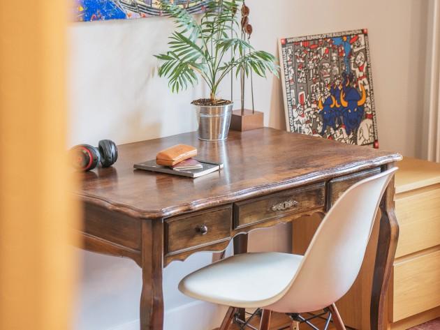 r novation appartement haussmannien espace bureau id. Black Bedroom Furniture Sets. Home Design Ideas