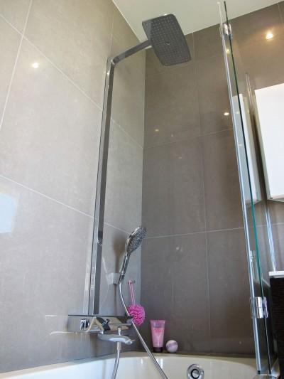 Pare baignoire coulissante for Fabriquer un pare baignoire