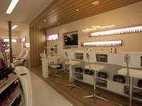 Espace manucure main dans Before Beauty Bar
