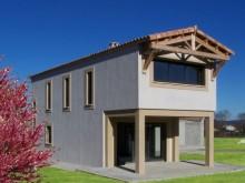 Construction maison écologique - Valérie Garnier Architecture