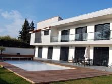 Construction maison contemporaine - Valérie Garnier Architecture