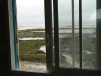 Fenêtre coulissante en aluminium