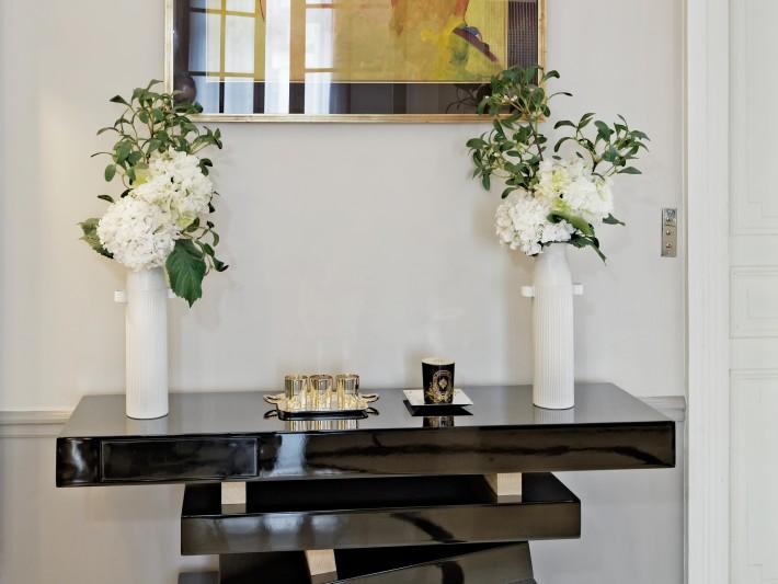 Galerie - vue sur mobilier