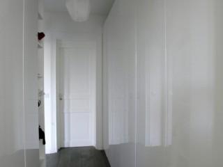 Grand dressing laqué blanc