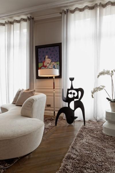 Grand salon - Vue latérale