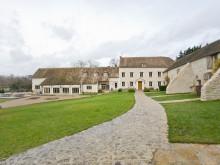 Grande maison de campagne avec jardin dans l'Eure