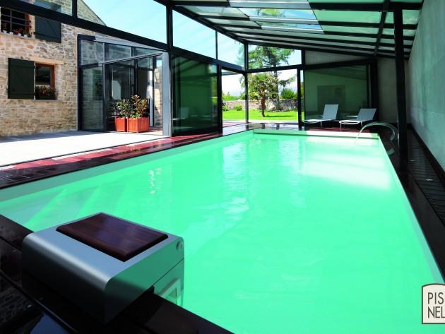piscine rectangulaire cr piscinelle grande piscine. Black Bedroom Furniture Sets. Home Design Ideas