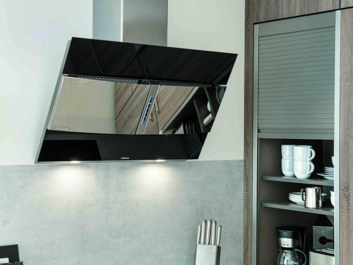 Cuisine Arcos Loft Schmidt Hotte Aspirante Design