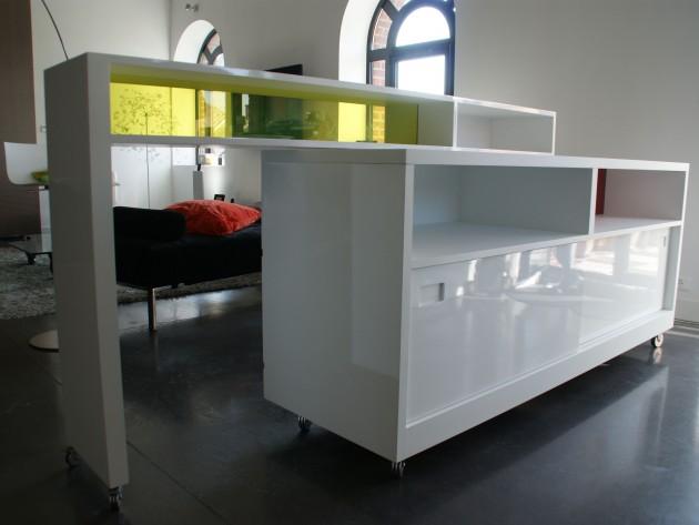 Aménagement loft - Dogsign
