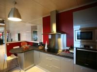 Installation hotte cuisine