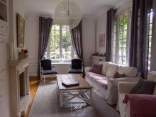 Intérieur ambiance Campagne Chic
