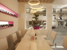 Intérieur salon de beauté Before Beauty Bar