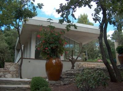 Jardin provençale et son extension