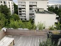 La terrasse en bois