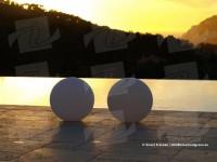 Lampe Ball