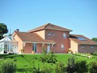 Maison individuelle avec véranda