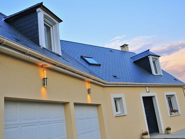 Maisons indivduelles calvados maisons france confort for Image maison classique