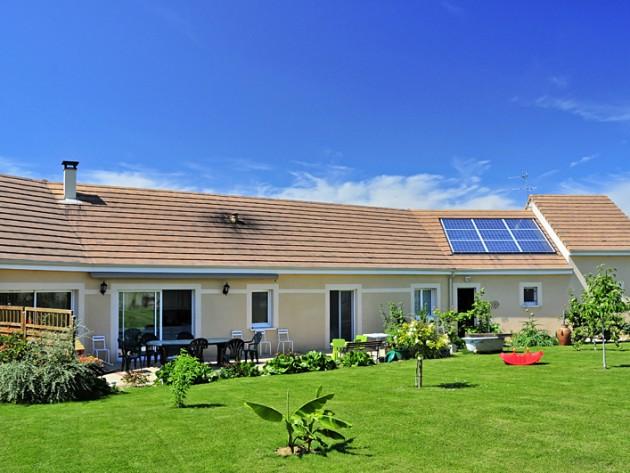 Maisons individuelles bourgogne maisons france confort for Constructeur maison bourgogne