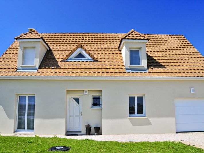 Maison individuelle traditionnelle