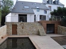 Rénovation complète d'une maison - D'un lieu à l'autre