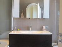 Meuble lavabo et armoire de toilette