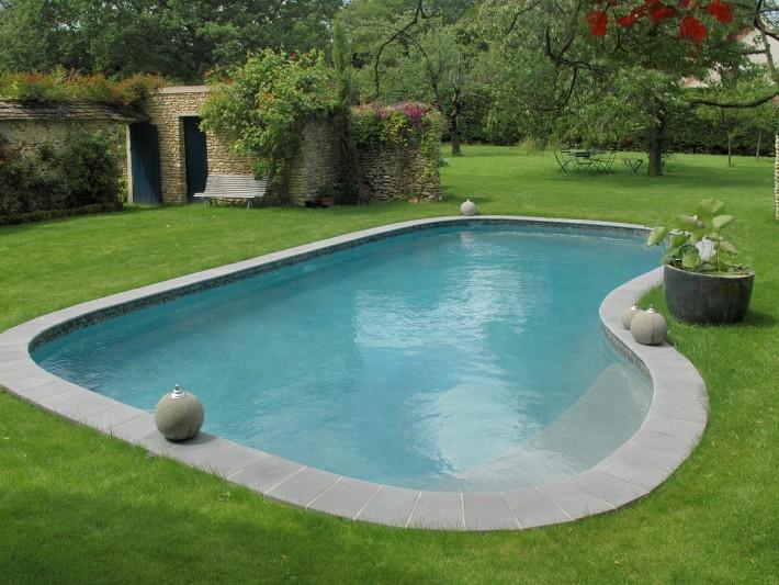 petites piscines ixess - diffazur - mini piscine/piscines de petite