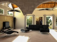 Optimiser séjour contemporain - nature