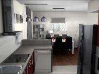 Ouverture cuisine et bar