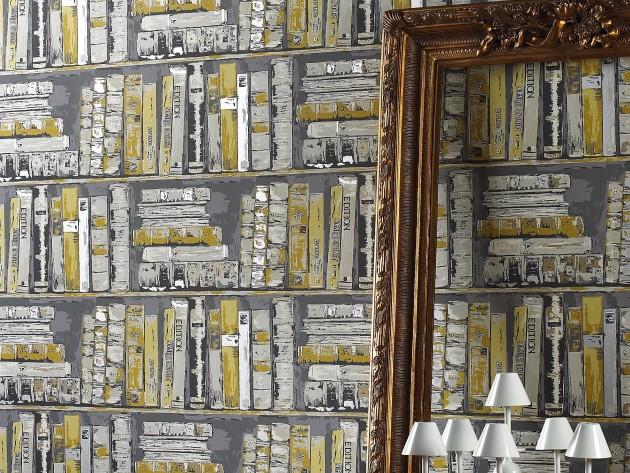 Papier Peint First Edition Jonquil Prestigious Textiles