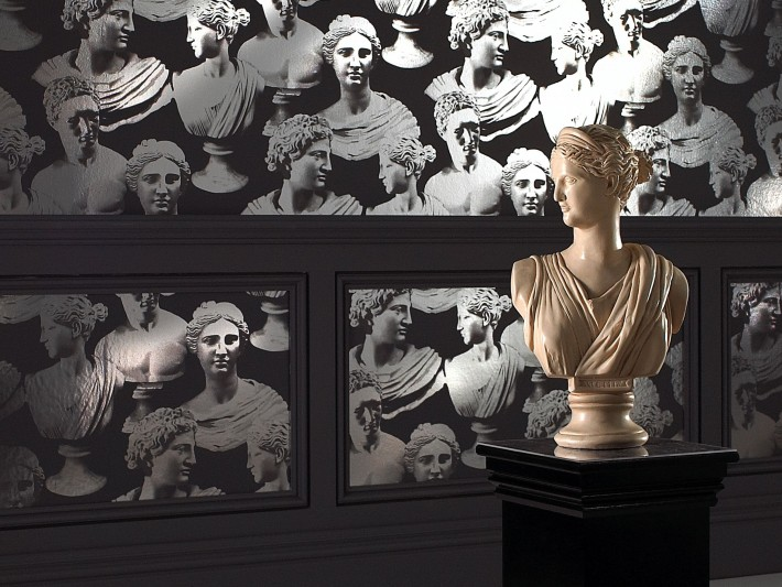 Papier Peint Mezzo Granite Prestigious Textiles