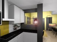 les cuisines ouvertes sur le s jour conseils d am nagement objets design am nagement. Black Bedroom Furniture Sets. Home Design Ideas