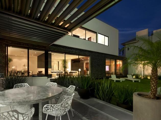 Pergola pour terrasse