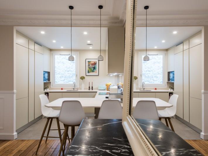 petite cuisine ouverte sur salon petite cuisine ouverte. Black Bedroom Furniture Sets. Home Design Ideas
