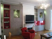 Rénovation salon - Mise en Scène m²