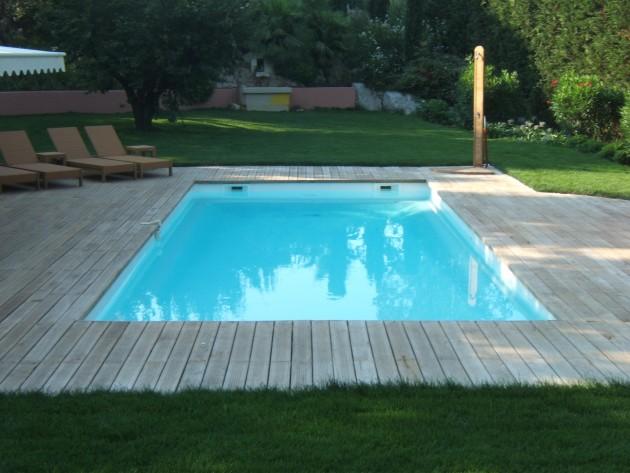 Piscines tendances piscine bois id for Tendance piscine