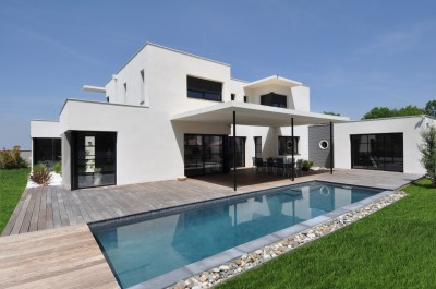 photos sur le th me piscine nage contre courant. Black Bedroom Furniture Sets. Home Design Ideas