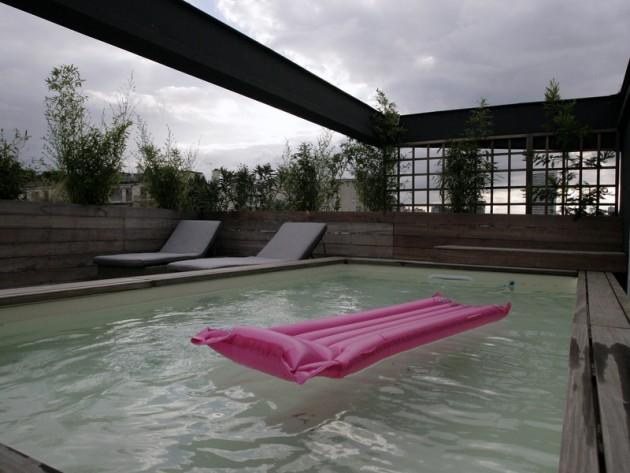 am nagement complet duplex ouest home piscine ext rieure en bois id. Black Bedroom Furniture Sets. Home Design Ideas