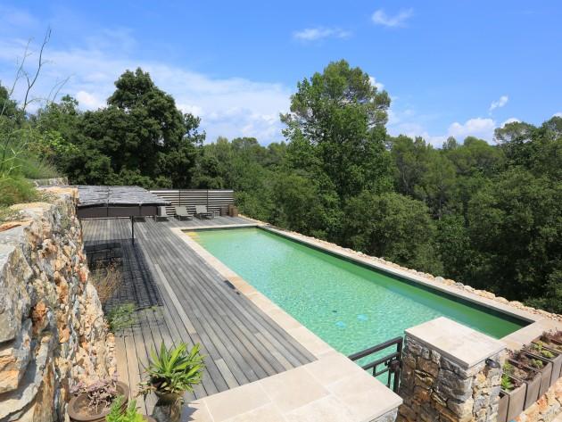 Couloirs de nage diffazur piscines piscine for Piscine decoration exterieure
