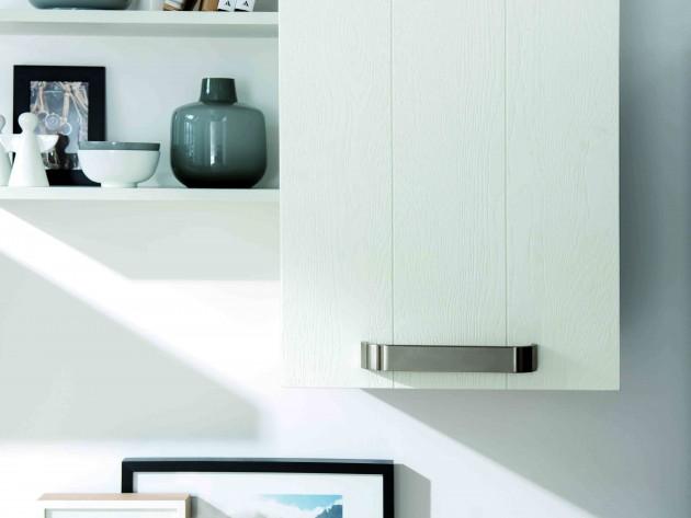 Cuisine artwood schmidt placard de rangement blanc for Placard cuisine blanc