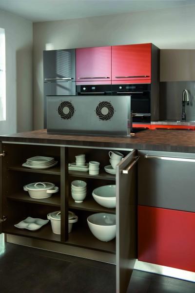 photos sur le th me plan de travail ilot central id. Black Bedroom Furniture Sets. Home Design Ideas