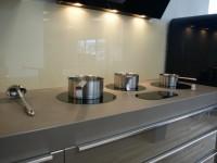 Plan céramique et table de cuisson