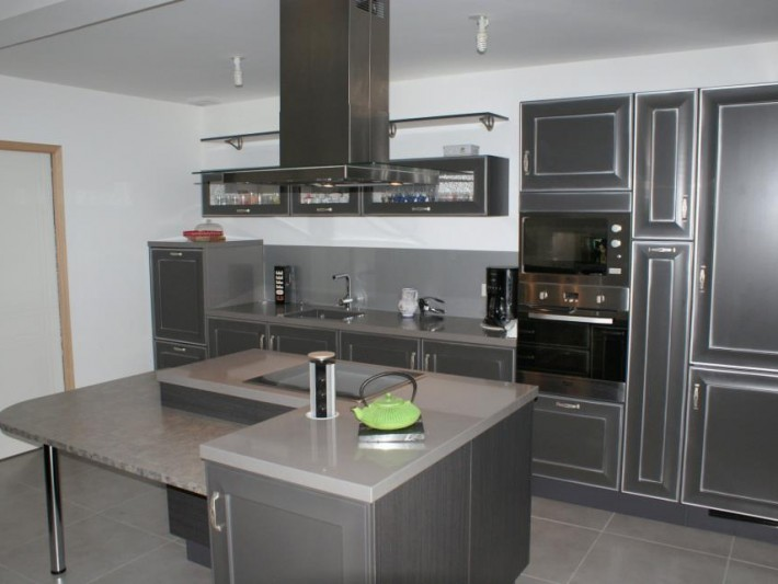 cuisine plan de travail quartz plantagruel plan de. Black Bedroom Furniture Sets. Home Design Ideas