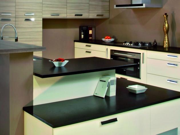 Cuisine java inova cuisine plan de travail sur deux for Inova cuisine