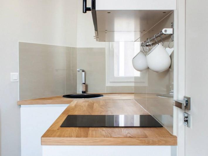 am nagement studette r novation parisienne plan de travail id. Black Bedroom Furniture Sets. Home Design Ideas
