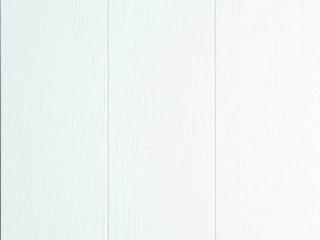 Planche de bois blanche sur placard