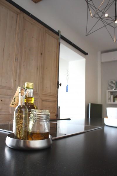 appartement terrasse symetric design id. Black Bedroom Furniture Sets. Home Design Ideas