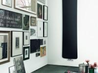 Présentation de cadres et radiateur design