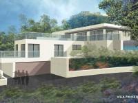 Projet de construction d'une villa de 200 m² à Nice